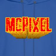Design ~ McPixel Logo Hoodie