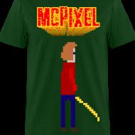 Design ~ McPixel T-Shirt
