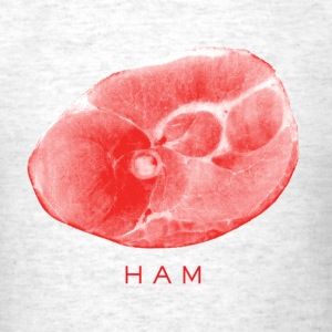 Ham Slab Men's Standard Weight T-Shirt - Men's T-Shirt