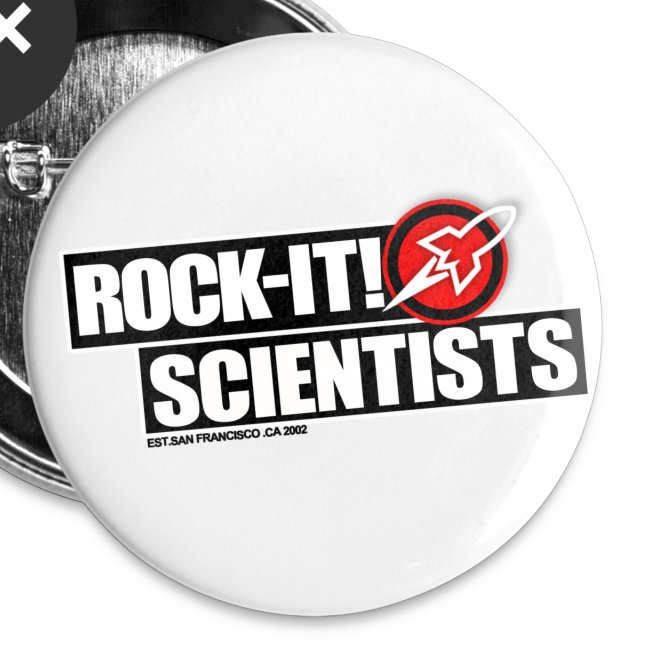 BUTTONS ROCKIT LOGO - SMALL