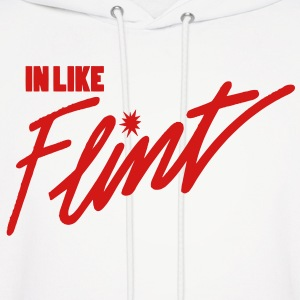 In Like Flint Hoodies - Men's Hoodie