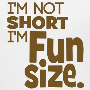 I'm Not Short I'm Fun Size - Women's V-Neck T-Shirt
