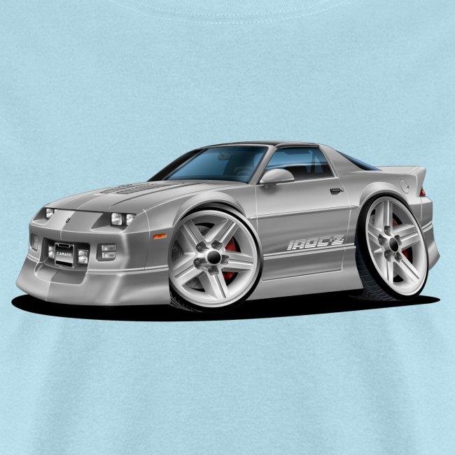 Conley Creations Camaro Iroc Z Mens T Shirt