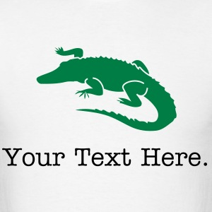 Alligator - VECTOR T-Shirts - Men's T-Shirt