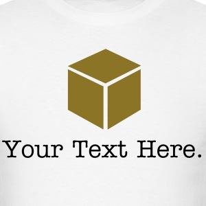 Closed Box - VECTOR T-Shirts - Men's T-Shirt