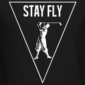 stay_fly_golf Long Sleeve Shirts - Crewneck Sweatshirt