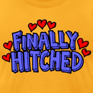 Hitched - Men's T-Shirt by American Apparel
