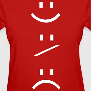 Smileys Tee - Women's T-Shirt