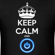 Design ~ Keep Calm and Play On