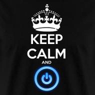 Design ~ Keep Calm and Play On