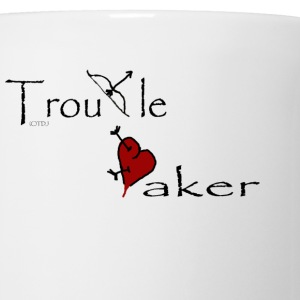 Troublemaker Bottles & Mugs - Coffee/Tea Mug