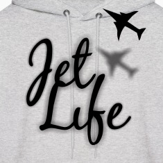 just_jet2 Hoodies