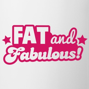 FAT and Fabulous! Gift - Coffee/Tea Mug