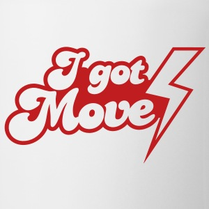 I GOT MOVES with lightning strike Gift - Coffee/Tea Mug