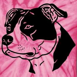 www.dog-power.nl - Unisex Tie Dye T-Shirt