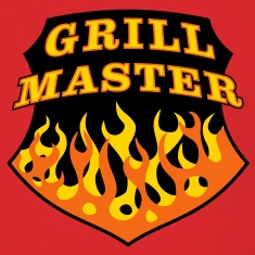 grill_master_052012_a_3c T-Shirts