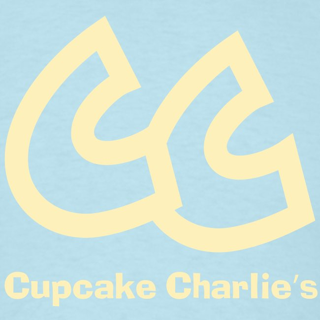 CC Cupcake Charlie's Mens Tee