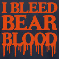 Design ~ I Bleed Bear Blood