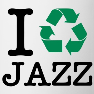 I Recycle Jazz - Coffee/Tea Mug