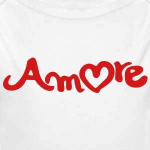amore Baby Bodysuits - Long Sleeve Baby Bodysuit