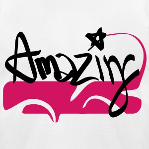 amazing T-Shirts - Men's T-Shirt by American Apparel