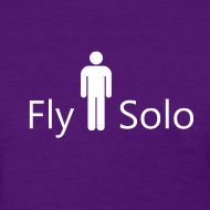 Design ~ Female Fly Solo Tee