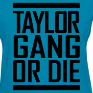 Design ~ Female TGOD Shirt