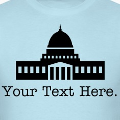 The Capitol - VECTOR T-Shirts