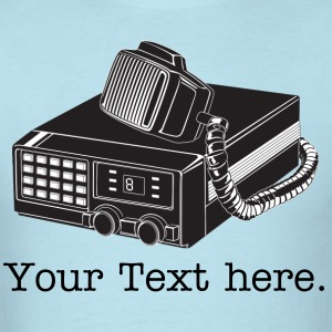 CB Radio T-Shirts - Men's T-Shirt