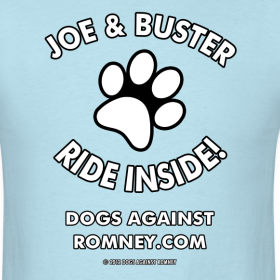 Design ~ Official Dogs Agianst Romney