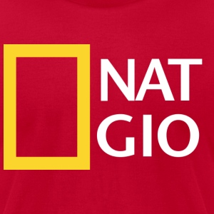 National Giovani T-Shirts - Men's T-Shirt by American Apparel