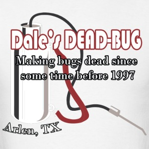 Dale's DEAD-BUG T-Shirts - Men's T-Shirt