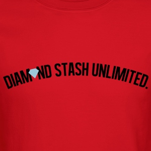 diamond_stash_unlimited_ii Long Sleeve Shirts - Crewneck Sweatshirt