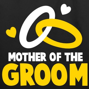 MOTHER OF THE GROOM Bags  - Eco-Friendly Cotton Tote