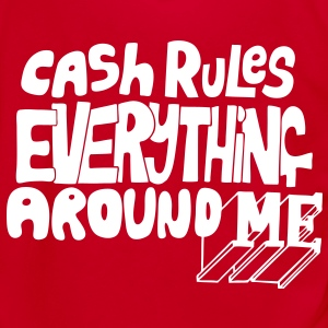 C.R.E.A.M. Cash Rules Everyone Around Me Zip Hoodies/Jackets - stayflyclothing.com - Unisex Fleece Zip Hoodie by American Apparel