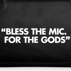 Bless The Mic. For The Gods Bags  - Duffel Bag