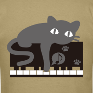 Design ~ Lazy Cat Piano