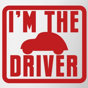 I'm the driver sports car little vehicle Accessories - Coffee/Tea Mug