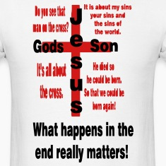 its_about_the_cross3 T-Shirts