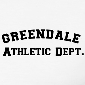 Greendale Athletic Dept. T-Shirts - Men's Ringer T-Shirt