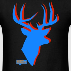 DEER DEER DEER DEER DEER  - Men's T-Shirt
