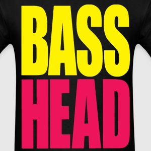 BassHead - Men's T-Shirt
