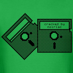 Cracked - Men's T-Shirt