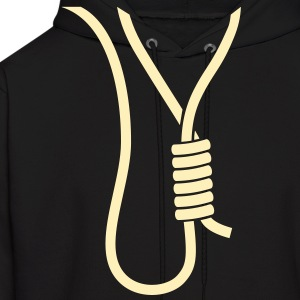 Noose - gallows - bachelor party Hoodies - Men's Hoodie