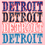 Design ~ Detroit Colors