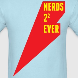 Nerds forever - Men's T-Shirt