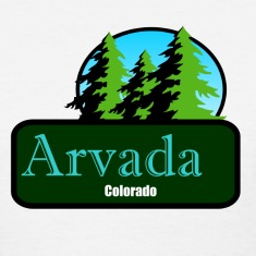 Arvada Colorado t shirt truck stop novelty