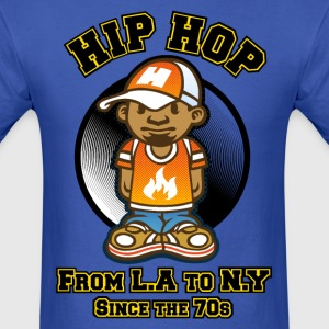 Hip-hop T-Shirts - Men's T-Shirt