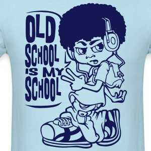 Old school flex T-Shirts - Men's T-Shirt
