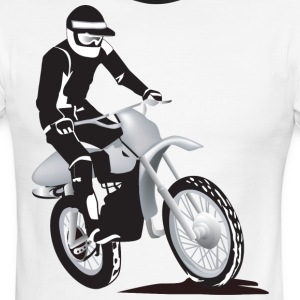 Racing - Men's Ringer T-Shirt